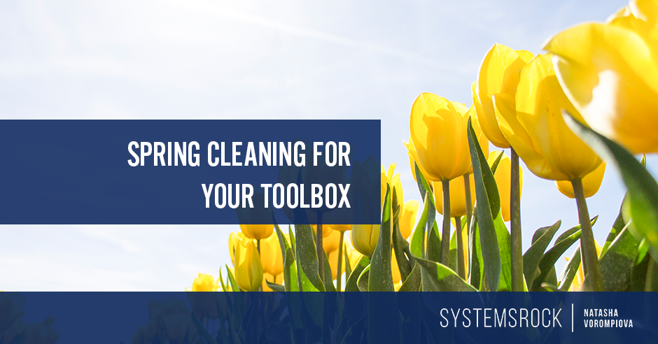 Spring Cleaning Checklist for Your Toolbox