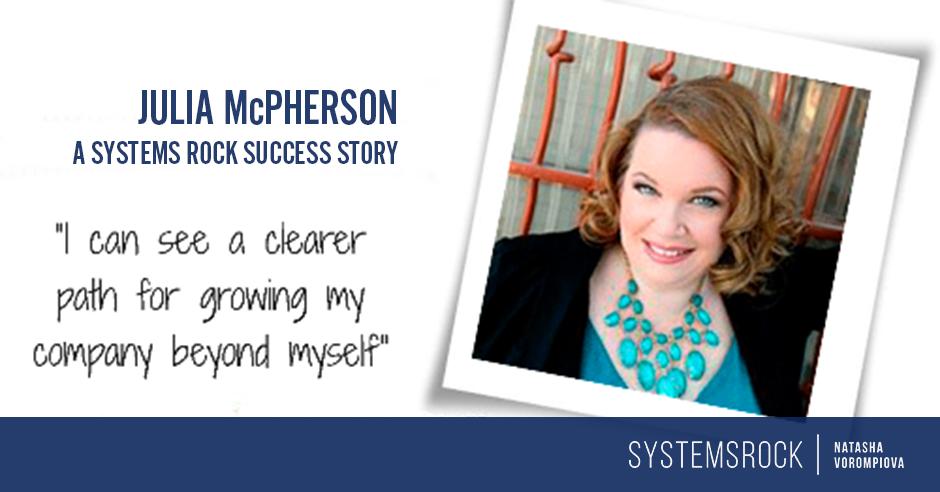Case Study: Julia McPherson