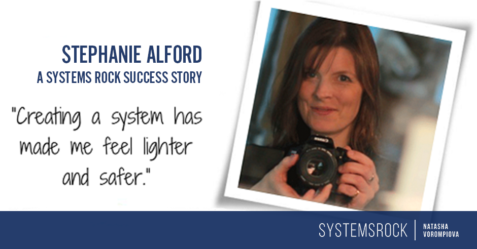 Case Study: Stephanie Alford
