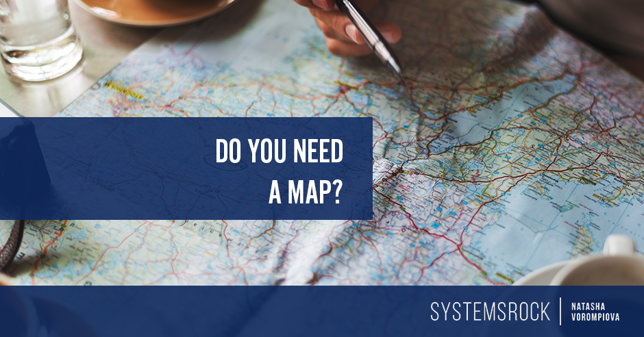 Do You Need A Map?