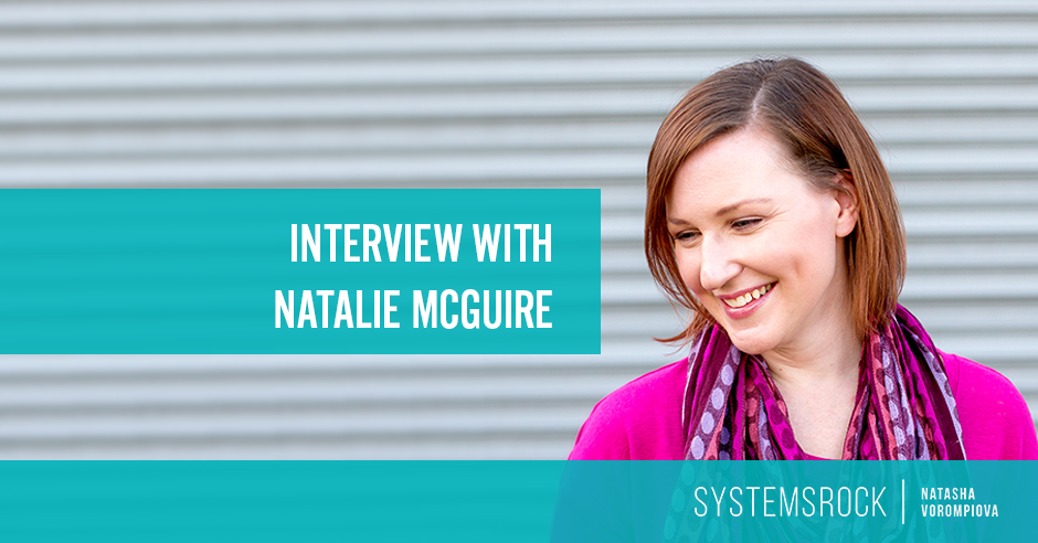 Interview with Natalie McGuire