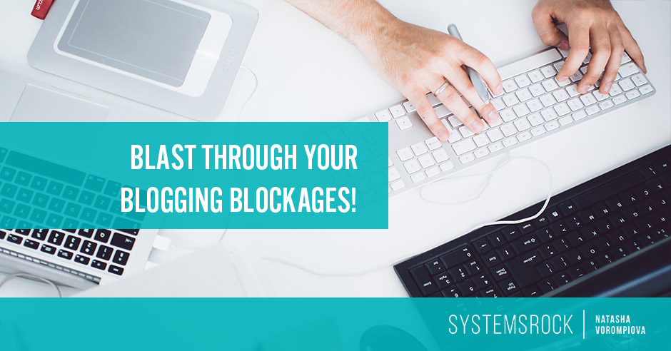 blogging-blockages