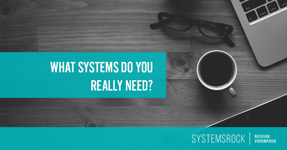 systems-need