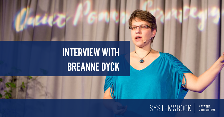 Interview with Breanne Dyck